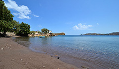 Aspri (white) Beach,Patmos